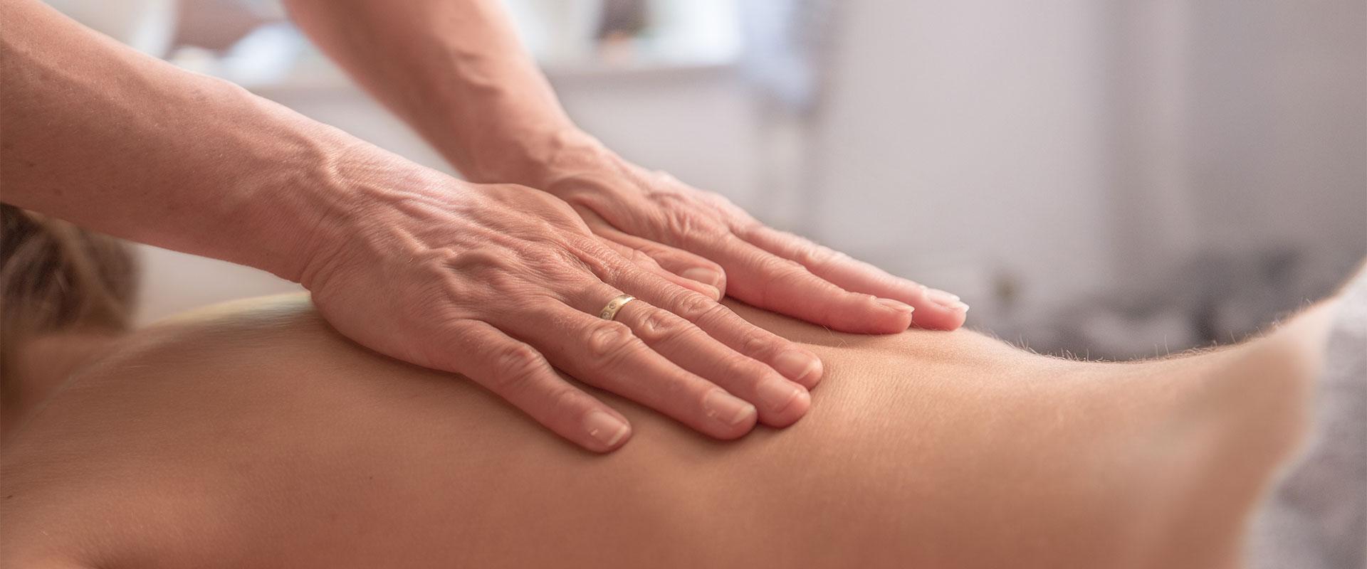 Bioenergetische Massage